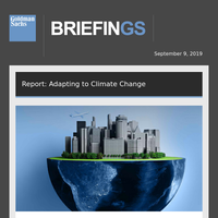 Adapting to Climate Change...Clients' Views on Markets...Back-to-School Reading List