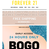 EARLY ACCESS TO BOGO, WE HERE!