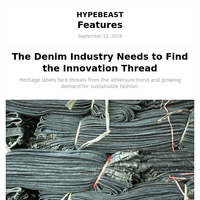 The Denim Industry Needs to Find the Innovation Thread