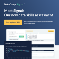 Have you tried our new assessments in Python & R?