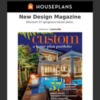 Saturday Inspiration: New House Plans Magazine