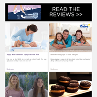 What A Balls-Up! Unimpressed With Aldi's Latest Special Buy | #BREAKING Cadbury Has Confirmed It's Bringing Back Crowd-Favourite Chocolate Bar | We Got A FAMILY Pie Maker And This Is What We Made | Cutest Kids' Party Food | WIN Tix To SCHOOL OF ROCK