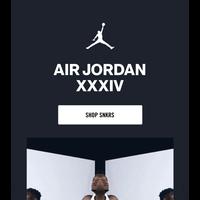 Fly Higher in the Air Jordan 34