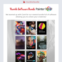 Artistic expression awaits in the Humble Software Bundle: Painter - Create With Confidence!