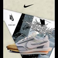 Nike x Sacai: LDV Waffle