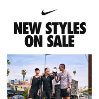 New Styles on Sale: Save 30%