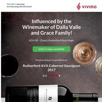 Dalla Valle Winemaking Inspiration!