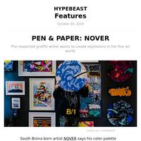 PEN & PAPER: NOVER
