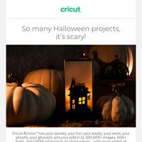 Don't Freak. We've Got Halloween Inspiration! 🎃