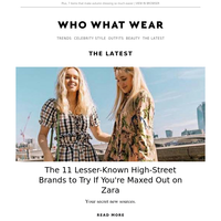 11 brands every Zara lover should have on their radar