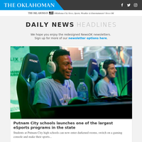 Putnam City schools launches one of the largest eSports programs in the state