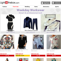 Weekday Workwear - Up To 80% Off