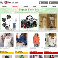 Perfect Presents & Prices - Women's Blouses From USD $2.99