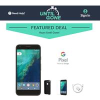 Daily Deals: 88% Off Google Pixel XL Smartphone Bundle