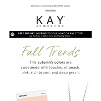 Step Into Autumn With This Season's Trendiest Colors