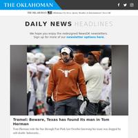 Tramel: Beware, Texas has found its man in Tom Herman