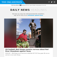 OU football: Bob Stoops remains nervous about Red River Showdown against Texas