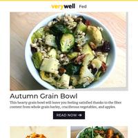 Recipe: Autumn Grain Bowl