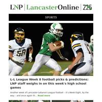 The Latest Local Sports Headlines