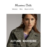 #NewInDutti Women | Freshen up your wardrobe this autumn