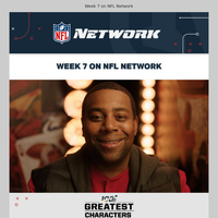 This week, NFL Network shines the spotlight on football stars from every generation