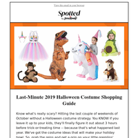 These Last-Minute Halloween Costumes Will Save Your Trick-Or-Treating