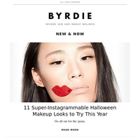 153 Halloween makeup looks to try this year