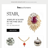 STAIR | The Final Sale | The Starr Collection