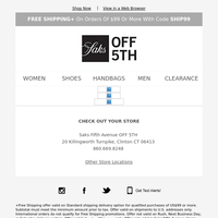 Early online access: up to 70% OFF jewelry + extra 10% OFF
