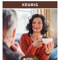 Keurig.com Auto-Delivery Members Get More.