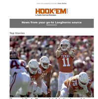 Horns at the halfway point: Injuries, inconsistency aside, Texas still has fighting chance to win Big 12