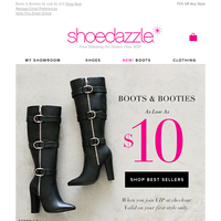 Those Boots? That Price? NO WAY!