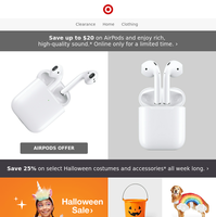 Can't-miss AirPods offer!