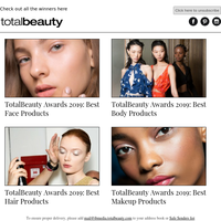 The 2019 TotalBeauty Awards Are Here!