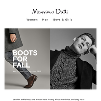 Men's Shoes | Ankle boots: here's how to wear them this autumn