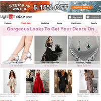 Online Exclusive Preview - Mini Dresses Up to 70% Off