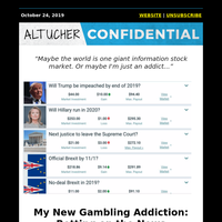 My New Gambling Addiction: Betting on the News