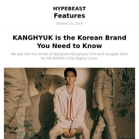 KANGHYUK is the Korean Brand You Need to Know