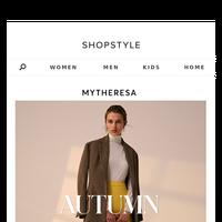 MYTHERESA: Autumn Workwear