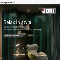JORI: Relax in style this autumn