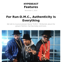 For Run-D.M.C., Authenticity Is Everything