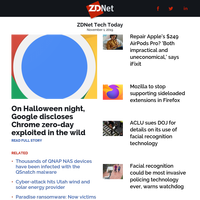 On Halloween night, Google reveals exploited Chrome zero-day