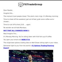 One Great Trade Idea - Every Single Monday!