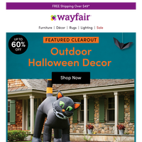 EVERYTHING HALLOWEEN DECOR MUST GO!!!