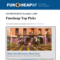 Winter Ice Skating is Back | SF's 30-ft Giant Poo |Bay's Best Fall Colors