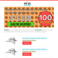 Winners Newsletters, Email Campaigns, Marketing Emails