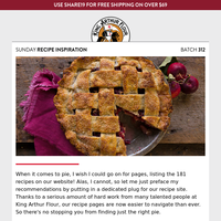 Sunday Recipe Inspiration: Pie Palooza