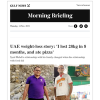 I lost 28kg in 8 months, and ate pizza'; Indian expat in Sharjah arrested for abusing wife who sought help on social media
