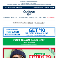 Beat the rush with Black Friday (a week early!)
