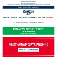 $4 & UP DOORBUSTERS (Free shipping, too!)